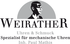 Weirather – Uhren, Schmuck, Optik Logo